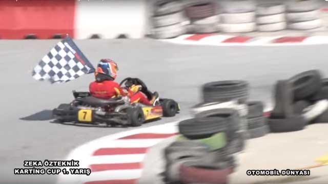 Photo of Otomobil Dünyası-Zeka Özteknik Karting Kupası 1.Yarış