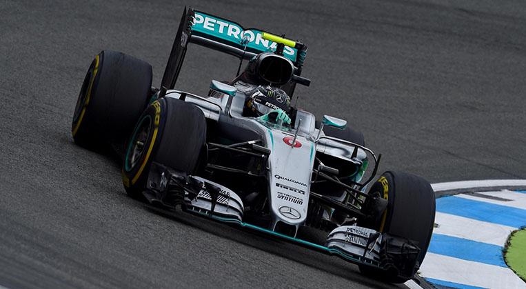 Photo of Rosberg Almanya'da İlk Cebi Aldı
