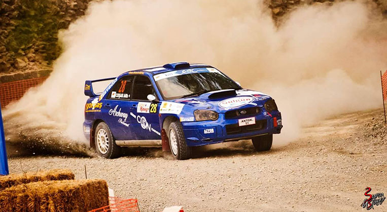 Photo of Subaru Impreza STI