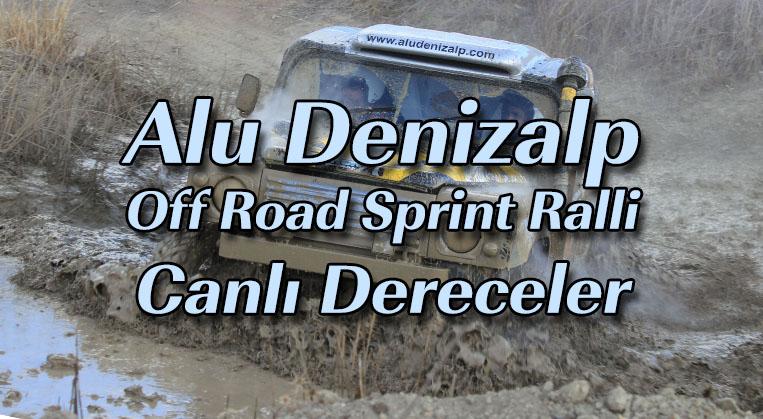 Photo of Alu Denizalp Off Road Sprint Ralli-Canlı Dereceler
