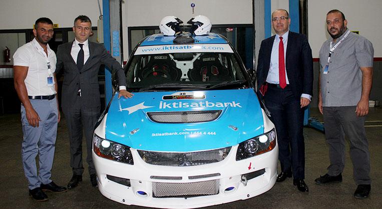 Photo of İktisatbank Rally Team'e motivasyon ziyareti