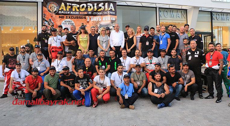 Photo of Afrodisia 2016 start aldı