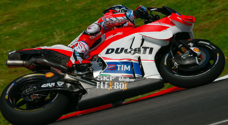 Photo of Sepang'ta Dovizioso kazandı