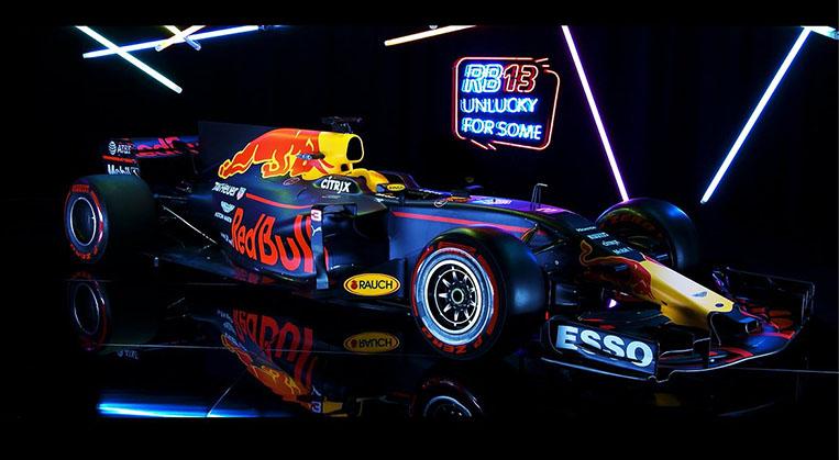 Photo of F1'de Red Bull ve Haas ile son araçlar da görücüye çıktı