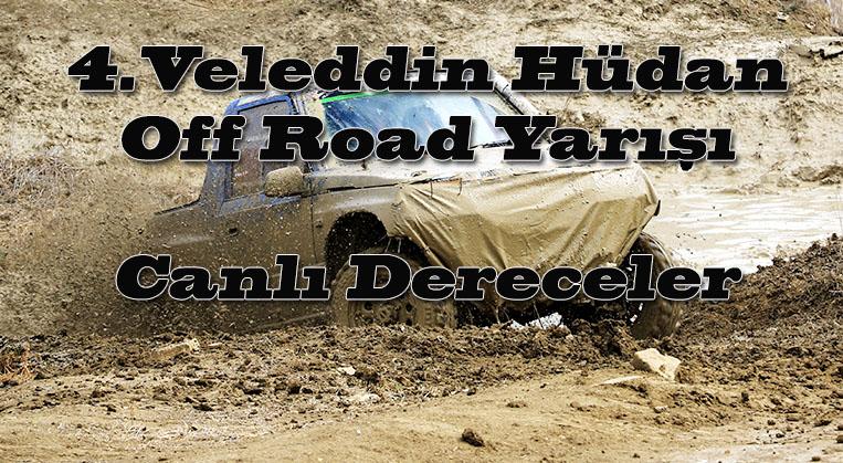 Photo of 4.Veleddin Hüdan Off Road Yarışı-CANLI DERECELER