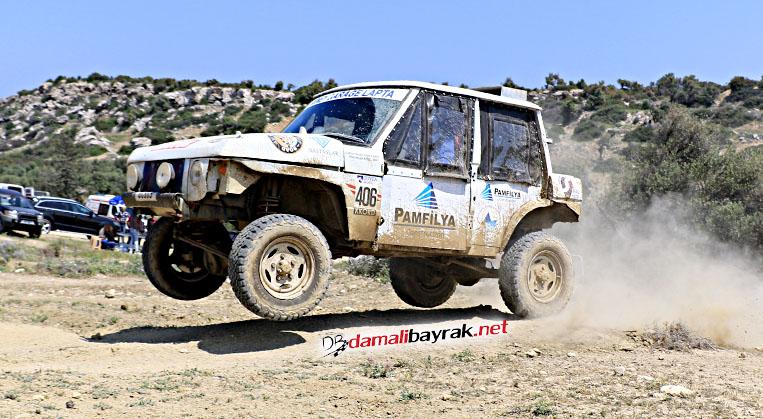 Photo of Şampiyon ekip Alagadi'de uçtu!