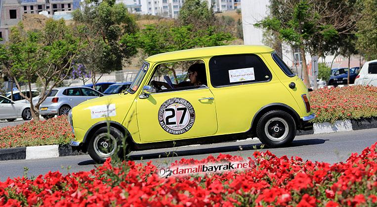 Photo of YDÜ Klasik Otomobil Rallisi-Fotoğraf Albümü