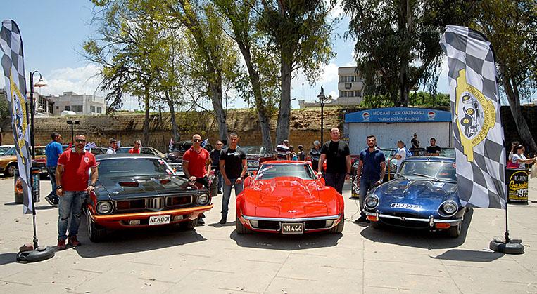 Photo of YDÜ Klasik Otomobil Sergisi-Fotoğraf Albümü