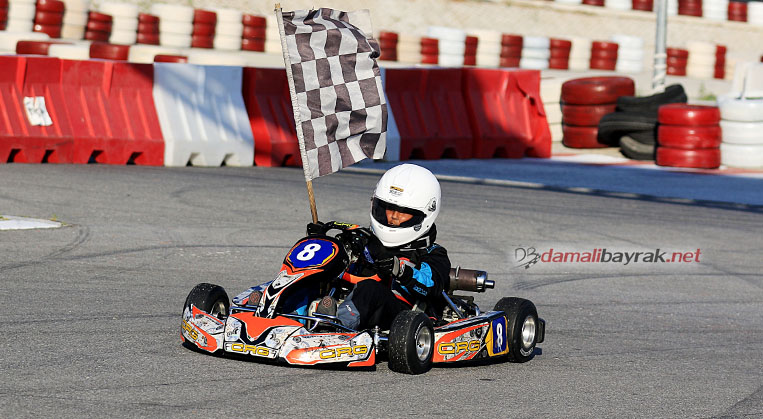 Photo of Osman Pozan: Karting Başlasın