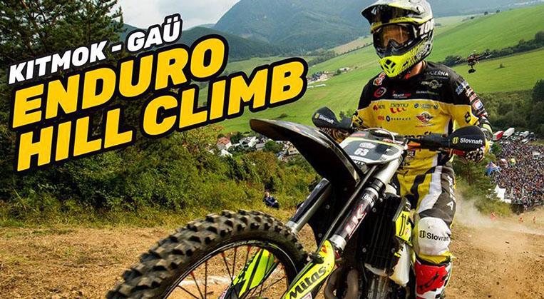 Photo of Enduro Hill Climb yarışı yapılıyor