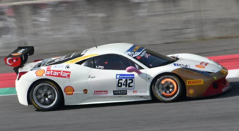 Photo of Galip Atar Ferrari Challenge'de Avrupa Şampiyonu oldu