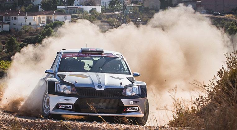 Photo of Toksport, Avcıoğlu ile WRC2'den başarıyla döndü
