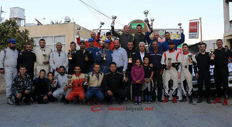 Photo of Ovgoroz Rallisi'ni Bulutoğluları-Selio ikilisi kazandı