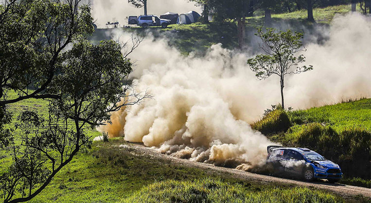 Photo of WRC'de 2017 finali Avustralya'da
