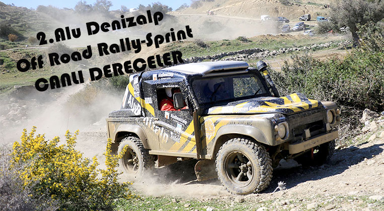 Photo of 2.Alu Denizalp Off Road Rally-Sprint Canlı Dereceler