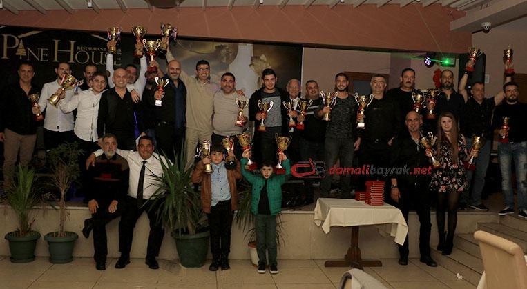 Photo of KKORD 2017 Şampiyonlar Balosu yapıldı