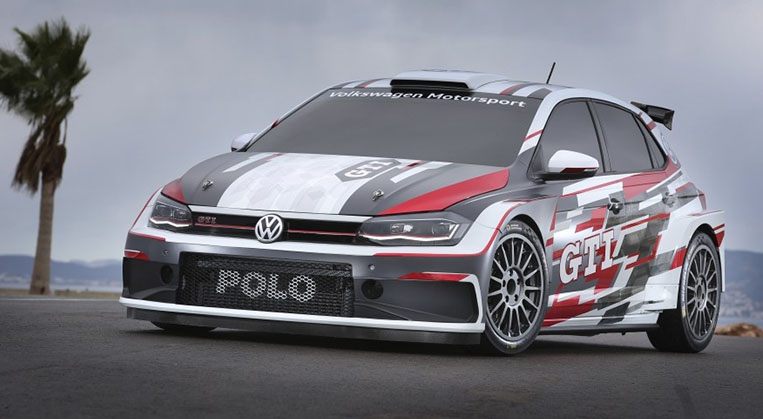 Photo of Volkswagen Polo GTI R5 tanıtıldı