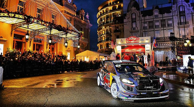 Photo of Monte Carlo'da açılışı Ogier yaptı