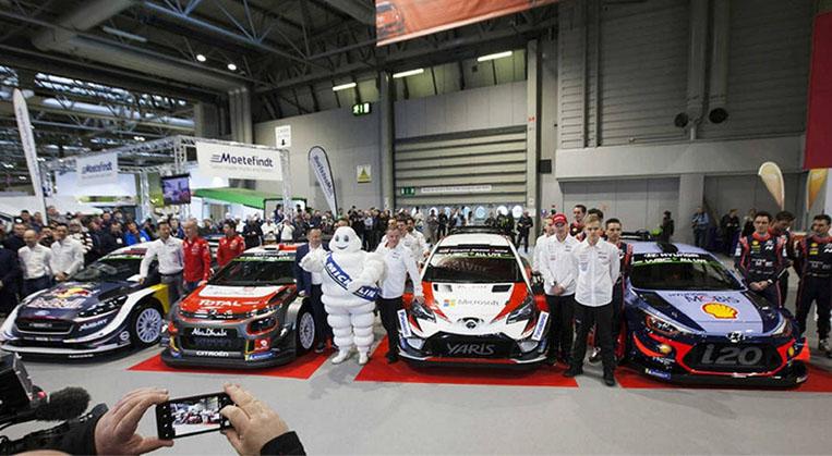 Photo of WRC takımları 2018'in örtülerini kaldırdı