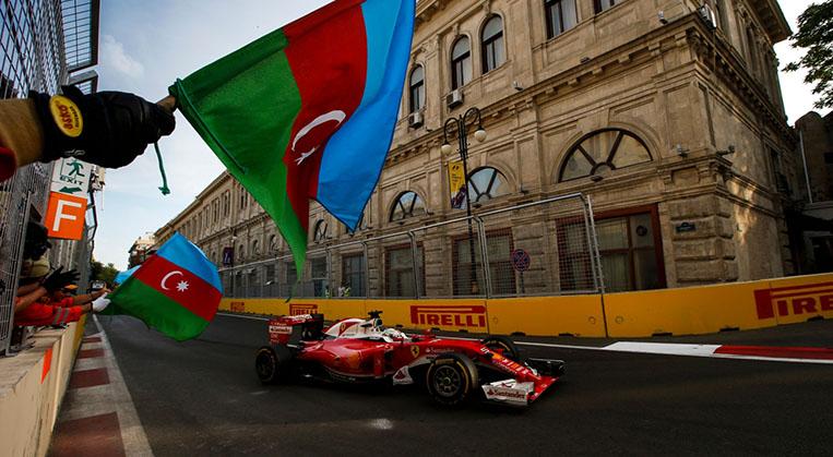 Photo of Bakü, F1'e üçüncü kez ev sahipliği yapıyor