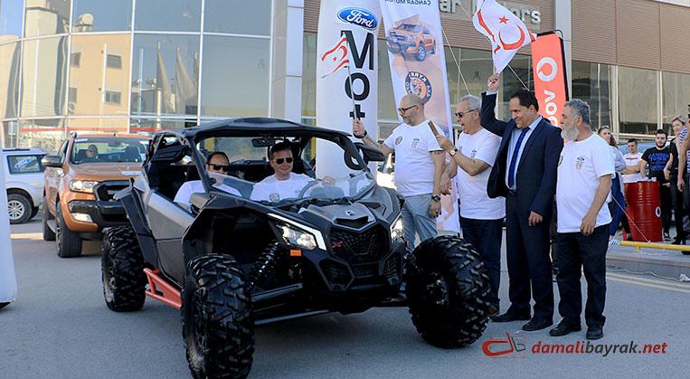 Photo of Çangar Motors Ford Cyprus Offroad Attack 2018 Fotoğraf Albümü 1