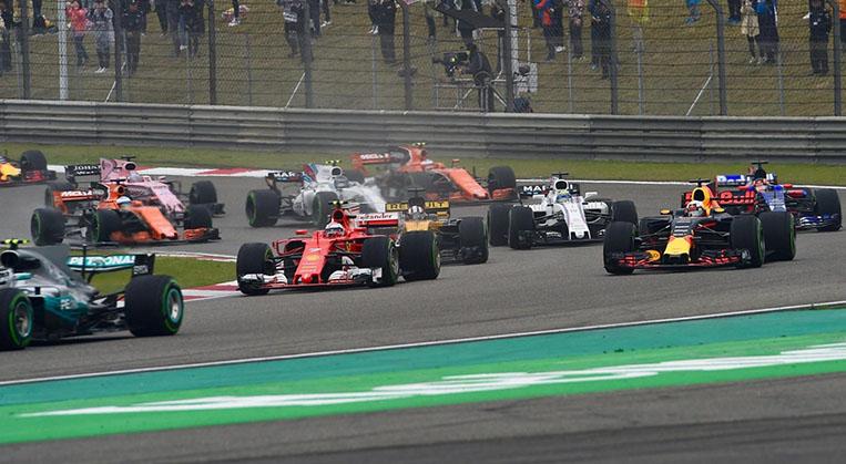 Photo of F1'de sezon Çin Grand Prix'i ile devam ediyor
