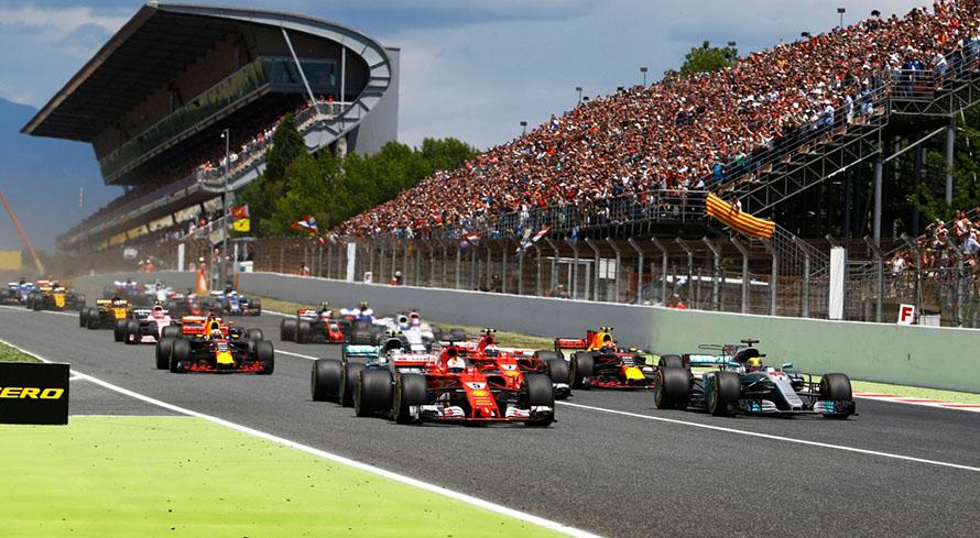 Photo of F1'de sıra İspanya Grand Prix'inde