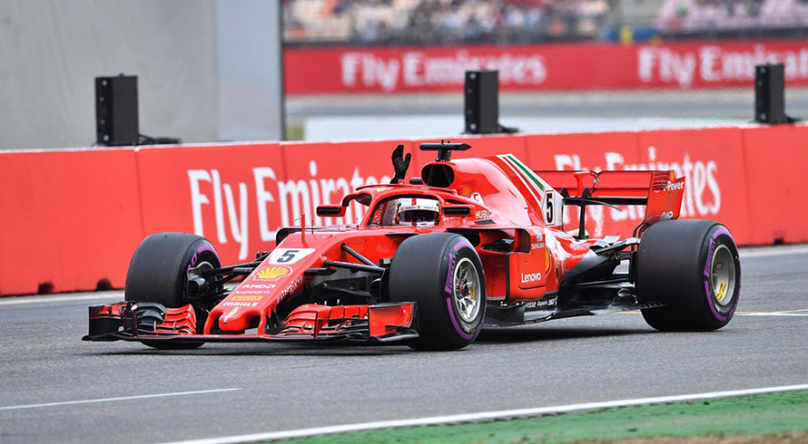 Photo of Vettel kendi evinde ilk cepten başlayacak