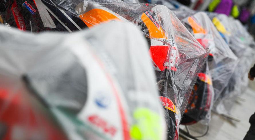 Photo of Britanya MotoGP yarışına yağmur engeli