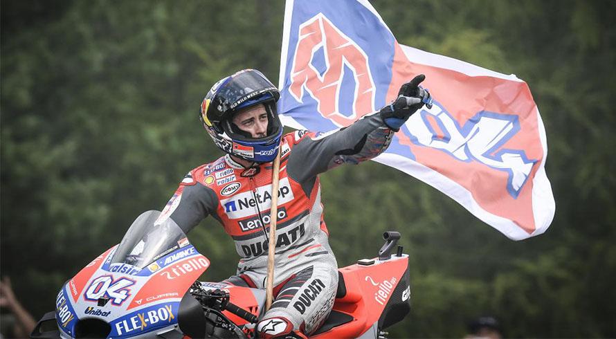 Photo of Brno'da Ducati duble yaptı