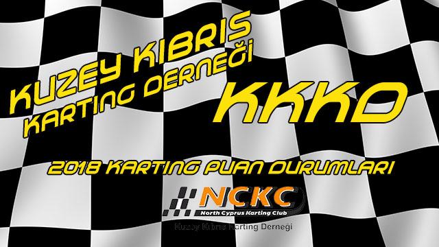 Photo of KKTC 2018 Karting Şampiyonası Puan Durumları