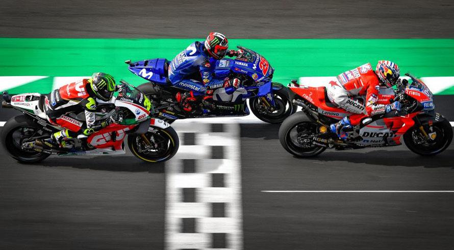 Photo of MotoGP Britanya Grand Prix'i ile devam ediyor