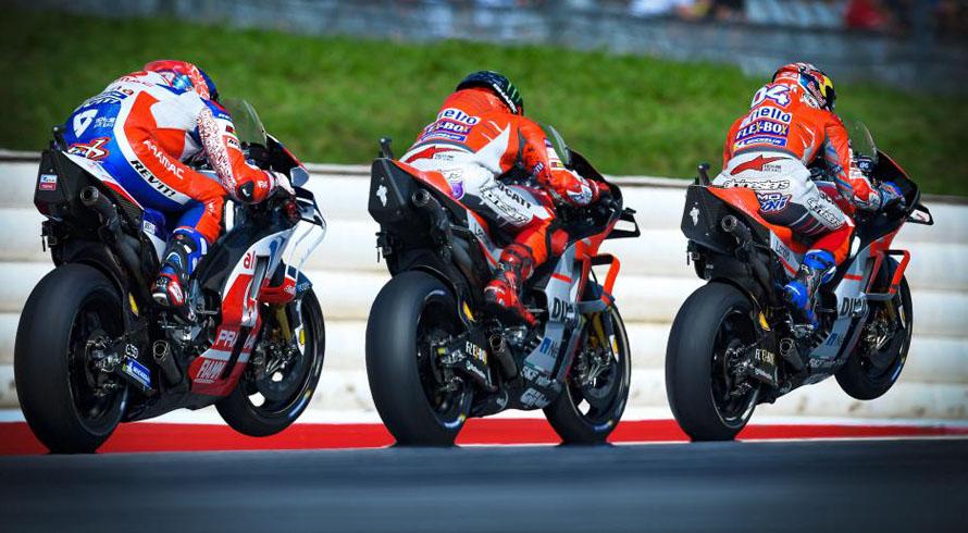 Photo of MotoGP'de sırada Avusturya var