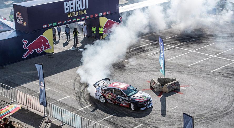 Photo of Red Bull Car Park Drift'te zafer Lübnanlı El Kik'in