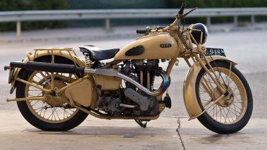Photo of Klasik motosiklet sergisi yapılıyor
