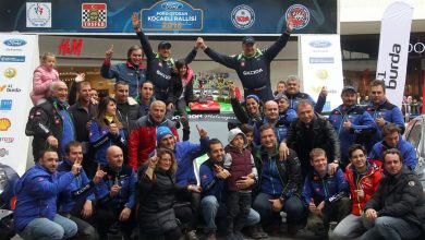 Photo of Türkiye Ralli Şampiyonu Çukurova-Bostancı ikilisi oldu