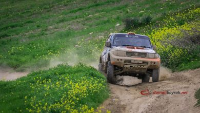 Photo of Yusuf Hüdan Offroad Rally-Sprint'te 20 ekip yarışacak