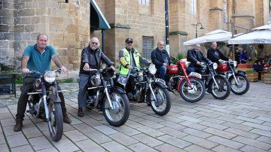 Photo of Klasik motosiklet sergisi beğenildi