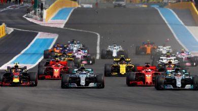 Photo of F1 sezonu 8 buçuk aya yayıldı