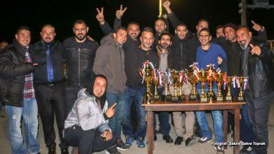 Photo of KITMOK'ta şampiyonlar kupalarını aldı
