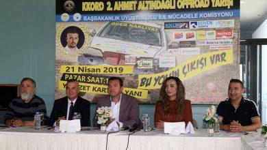 Photo of 2.Ahmet Altındağlı Anı Offroad Yarışı'nın tanıtımı yapıldı
