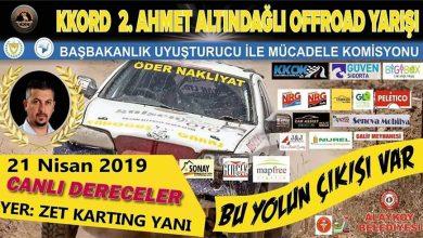 Photo of 2.Ahmet Altındağlı Anı Offroad Yarışı Canlı Dereceler