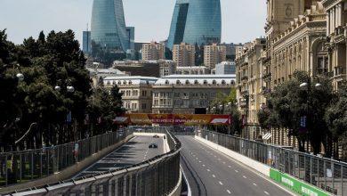Photo of Formula 1'de sezonun 4.yarışı Bakü'de