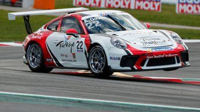 Photo of Ayhancan, Porsche Mobil 1 Supercup için Monte Carlo'da