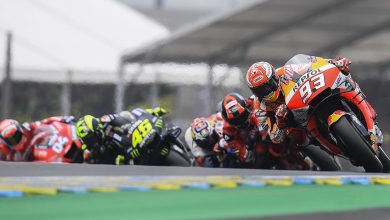 Photo of Le Mans'da kazanan Marquez oldu