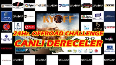 Photo of Cyprus 24hr. Offroad Challenge – Canlı Dereceler