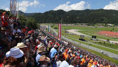 Photo of F1'de sırada Avusturya var