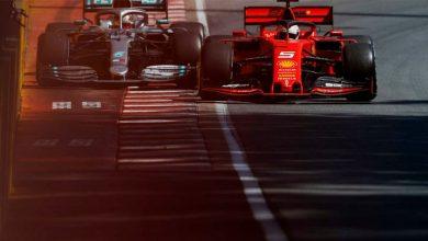 Photo of Kanada'da Vettel hata yaptı, Hamilton kazandı