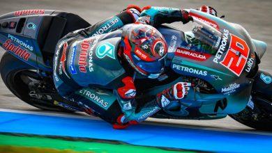 Photo of MotoGP'nin yeni yıldızı Quartararo Assen'de pole'de