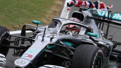 Photo of Silverstone'da kazanan yine Hamilton!